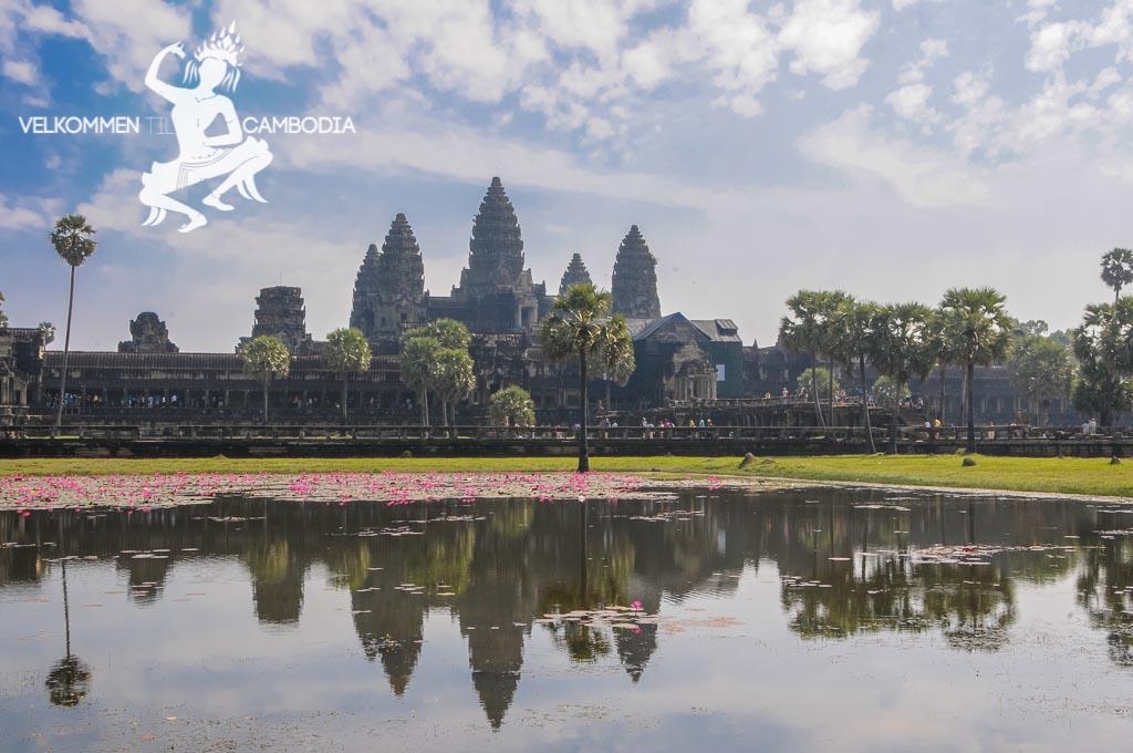 Kultur og strand i Cambodia