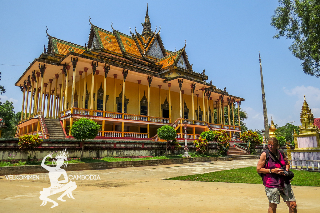 Fotots af Kratie Cambodja