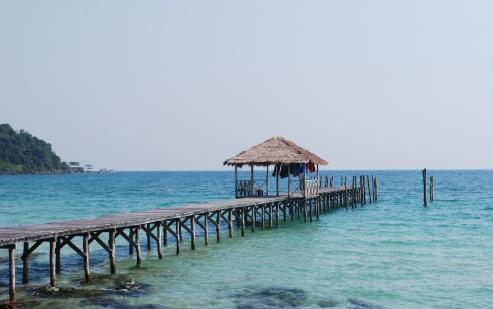 Rejse til Cambodja